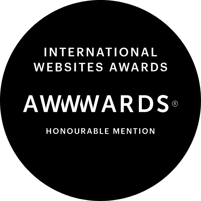 Awwwards Award